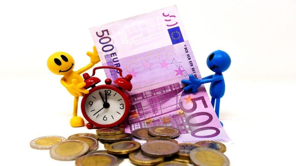 Pengers tidsverdi nåverdi fremtidsverdi