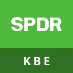 spdr s&p bank etf kbe